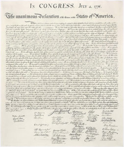 Image: original: w:Second Continental Congress Declaration of Independence