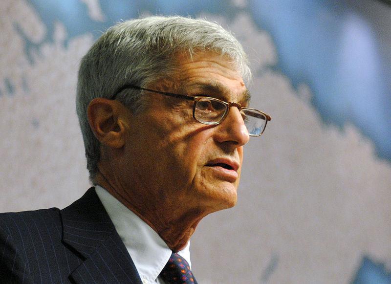 Robert Rubin, US Treasury Secretary (1995-1999). CC Chatham House