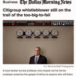 The Dallas Morning News: An Unsung Hero