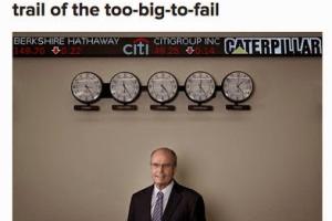 Ethical Leadership Speaker Richard Bowen in the Dallas Morning News
