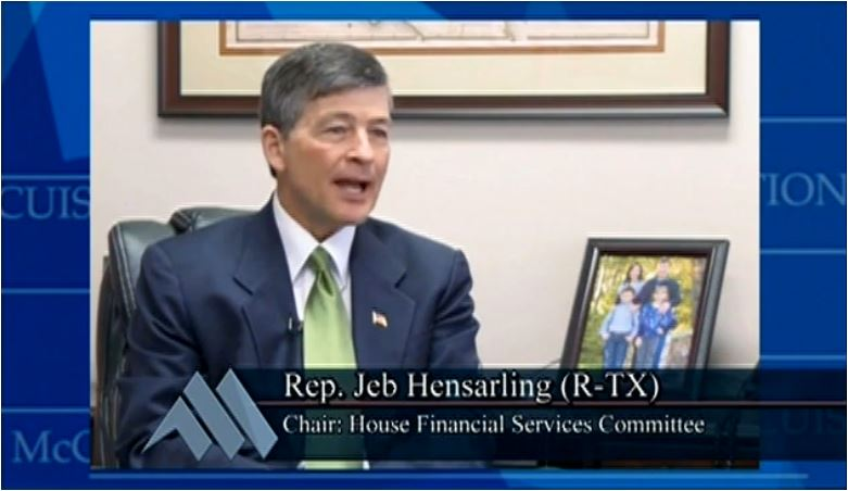 Hensarling McCuistion Pic
