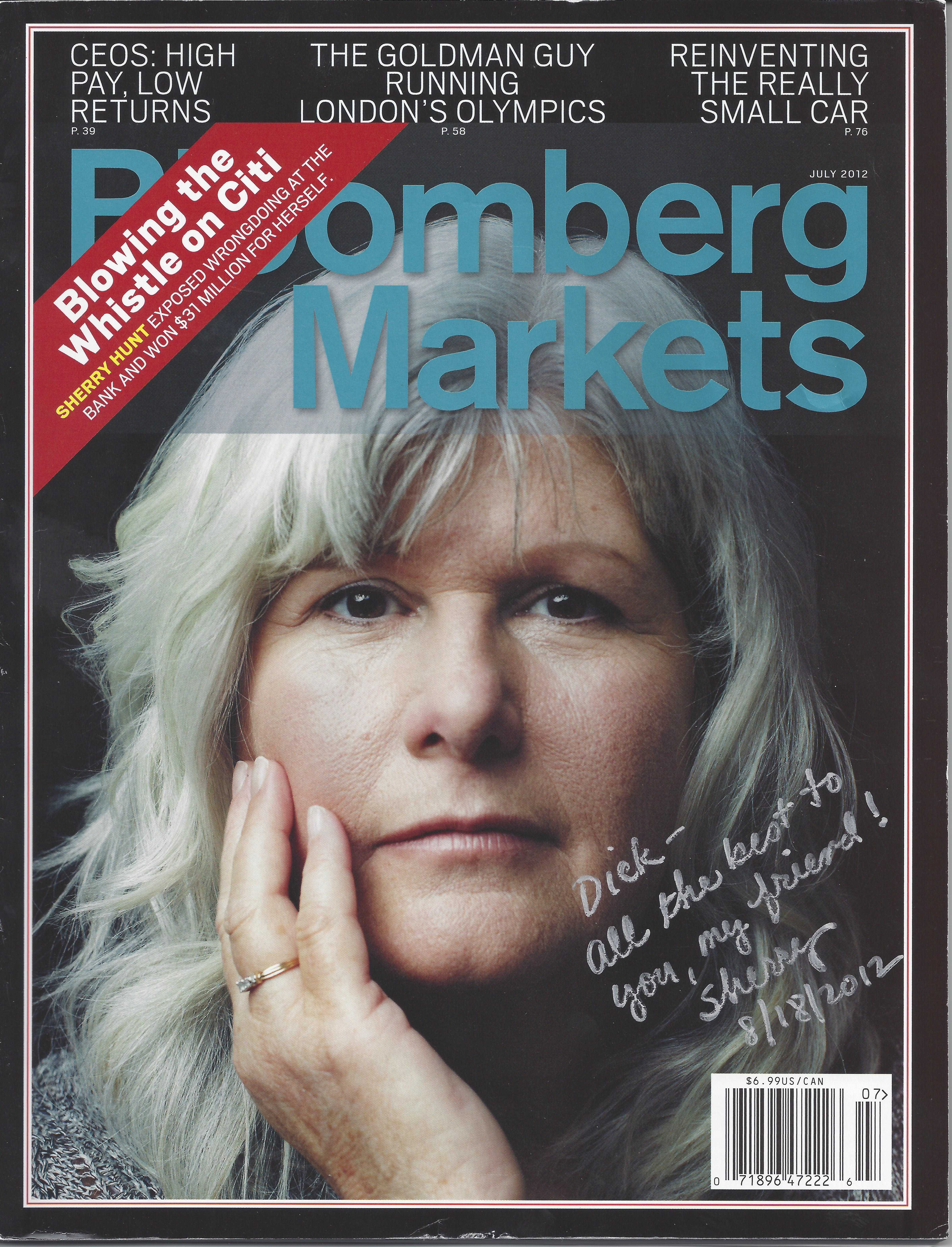 Sherry Hunt Bloomberg Cover1 Signature