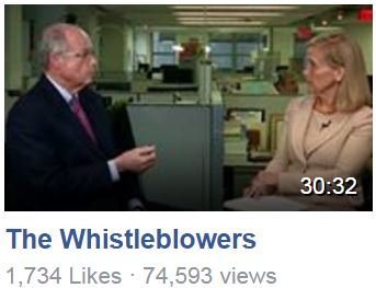 The Whistleblowers NYT FB Homepage