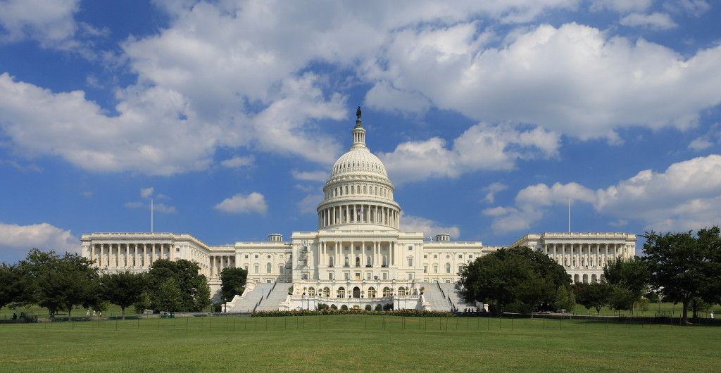 """US Capitol west side"" by Martin Falbisoner - Own work. Licensed under CC BY-SA 3.0 via Commons"