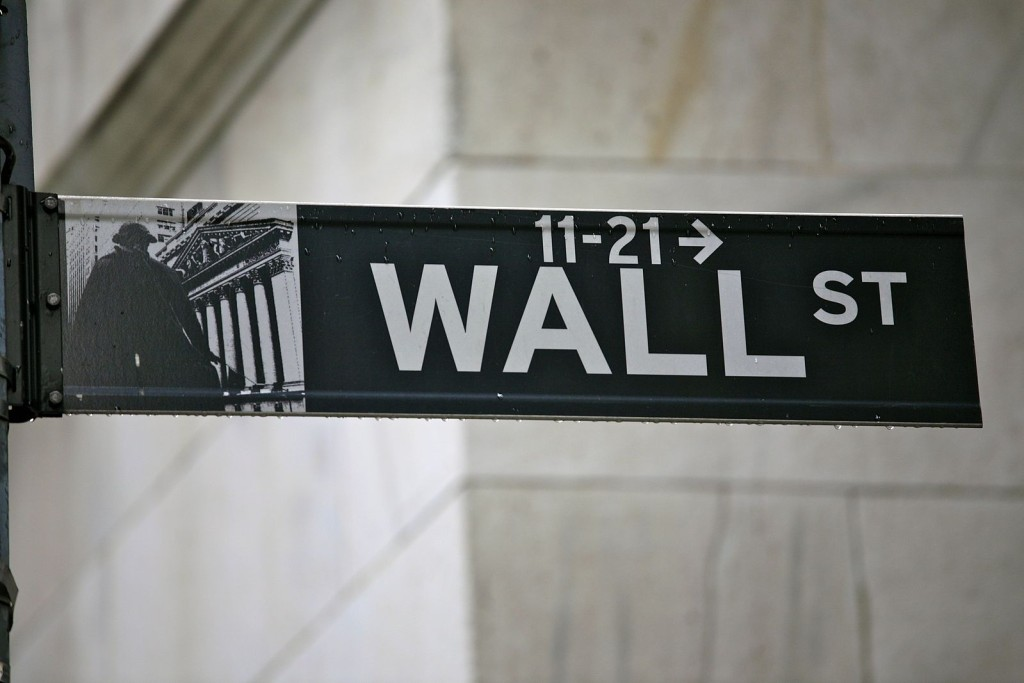 By Alex Proimos from Sydney, Australia - Wall Street SignUploaded by russavia