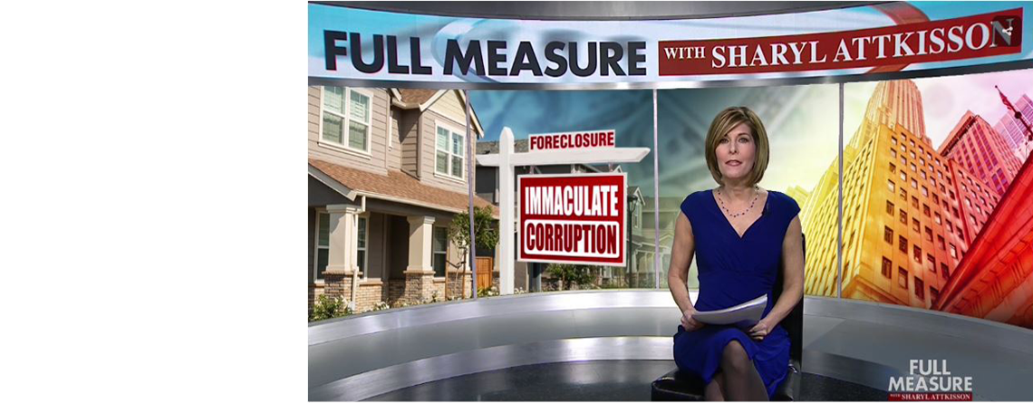Full Measure News with Sharyl Attkisson