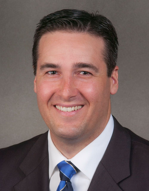 Jaron H. Wilde, assistant professor of Accounting, University of Iowa. Photo credit: University of Iowa.