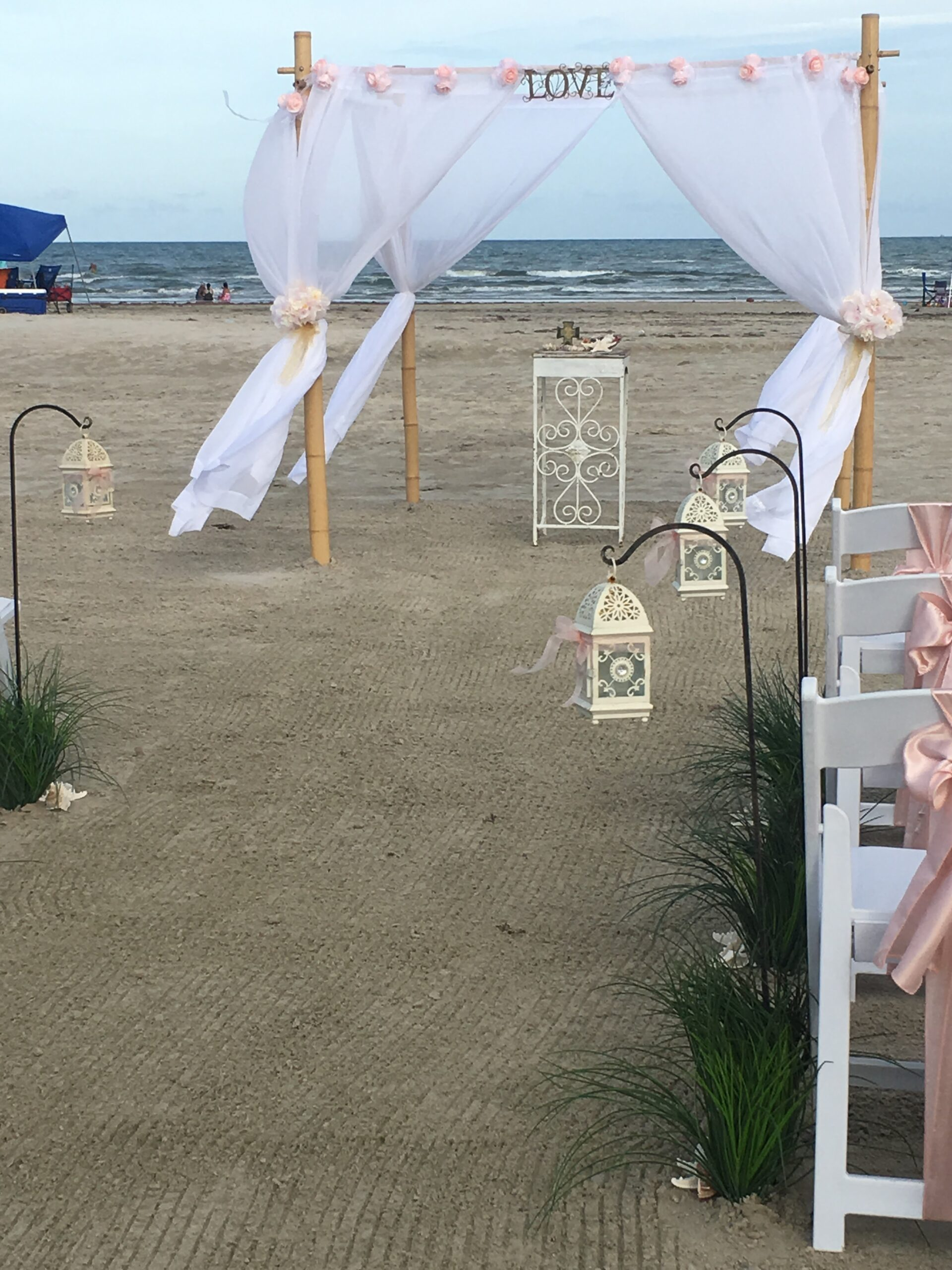 Port A Beach Weddings