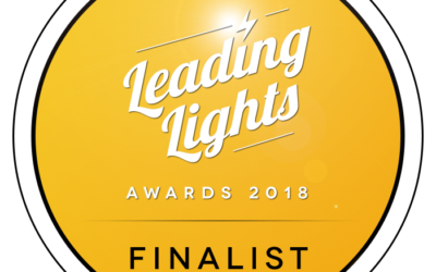 Evolution Digital Recognized as Finalist in Leading Lights Awards 2018