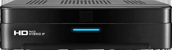 HD Hybrid MoCA STB