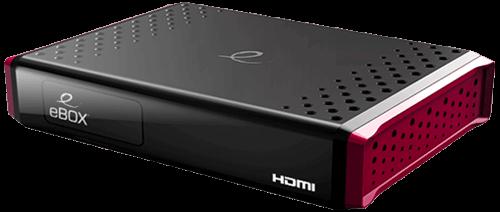 eBOX IP Hybrid STB