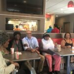 Jay Trivedi, CEO stops by Burger King