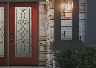 Custom Fiberglass Door in Gainesville GA