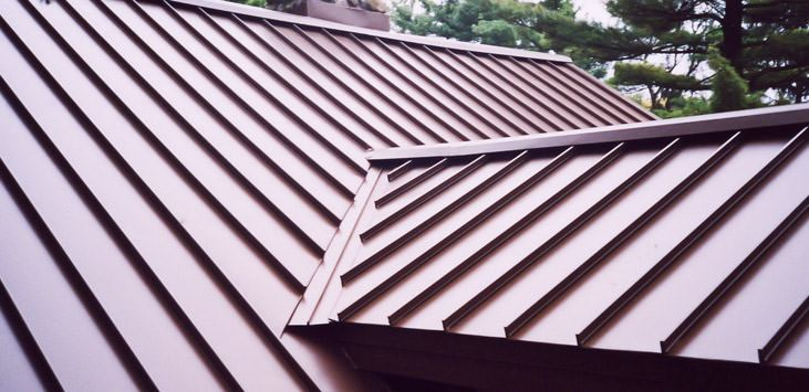 Standing Seam Roofing in Gainesville GA