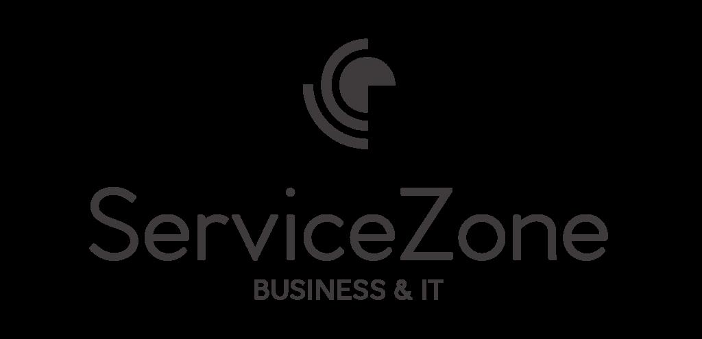 ServiceZone logo transparent background