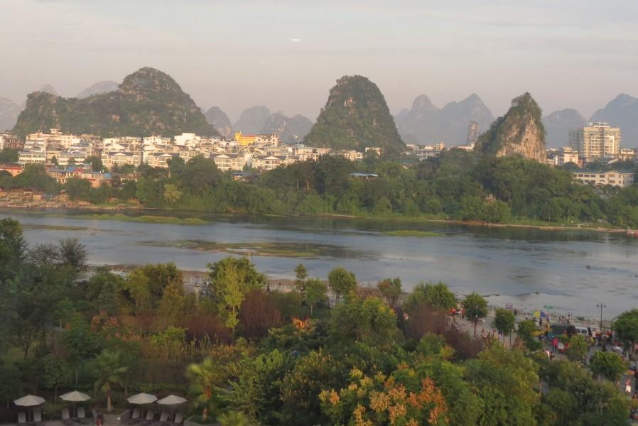 Guilin China : the postcard city !