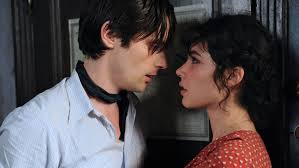 Marcel Pagnol : Marius and Fanny in the 2013 French movie Marius