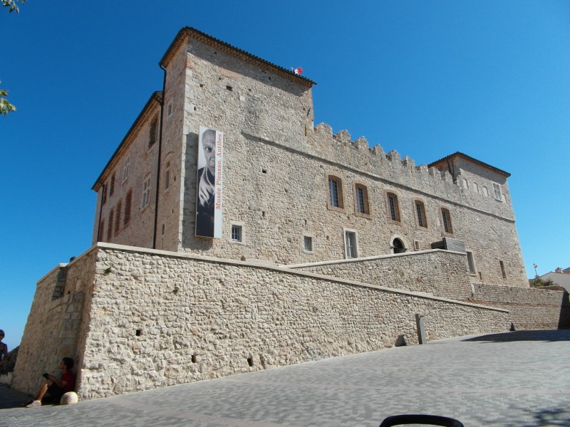 Musee Picasso in old Antibes