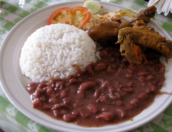 Rice and Beans