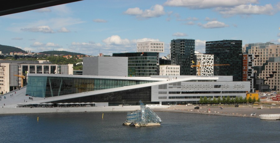 Oslo Norway ~ On the footsteps of the vikings ...