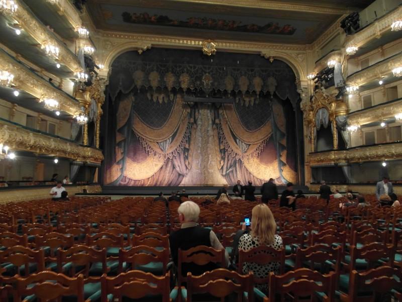 Mariinsky Theatre - Saint Petersburg, Russia