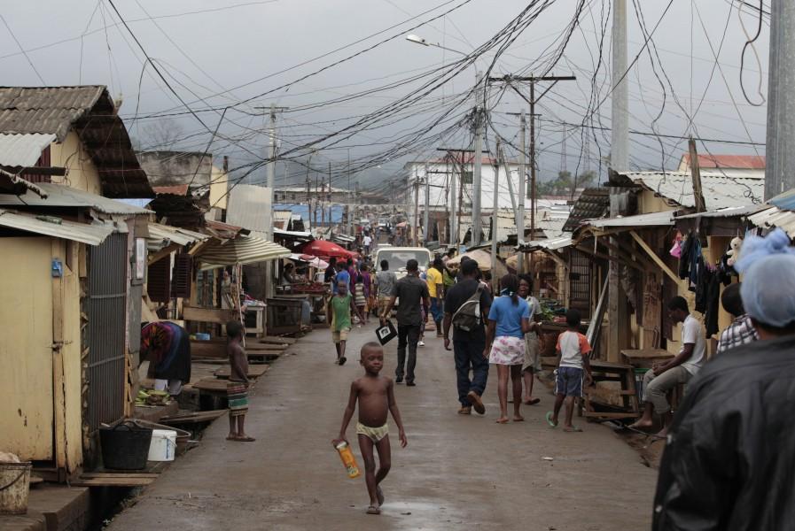 Equatorial Guinea    ... Photo hrw.org