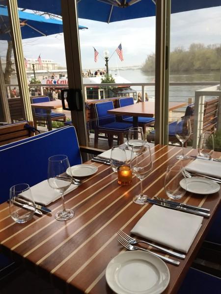 Fiola Mare - best waterfront restaurant in Washington DC