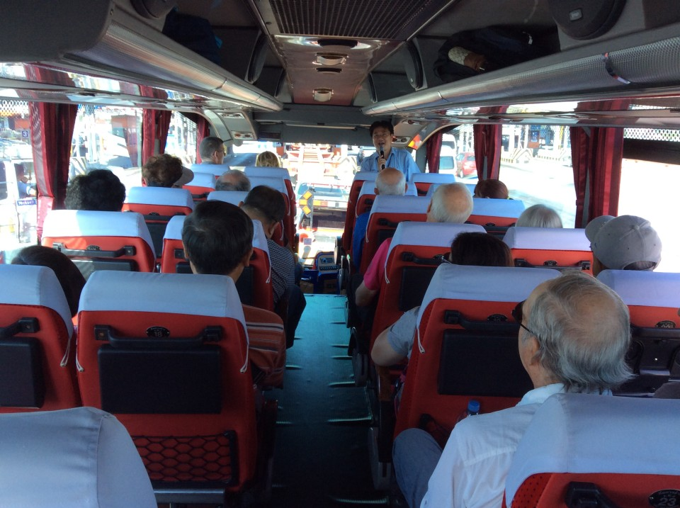 Bus to Bangkok from Laem Chabang : What a South East Asia Cruise can look like !