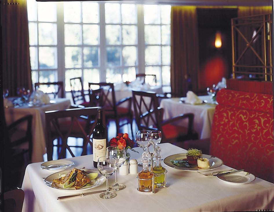 King David Hotel, Jerusalem Israel - La Regence fine dining restaurant