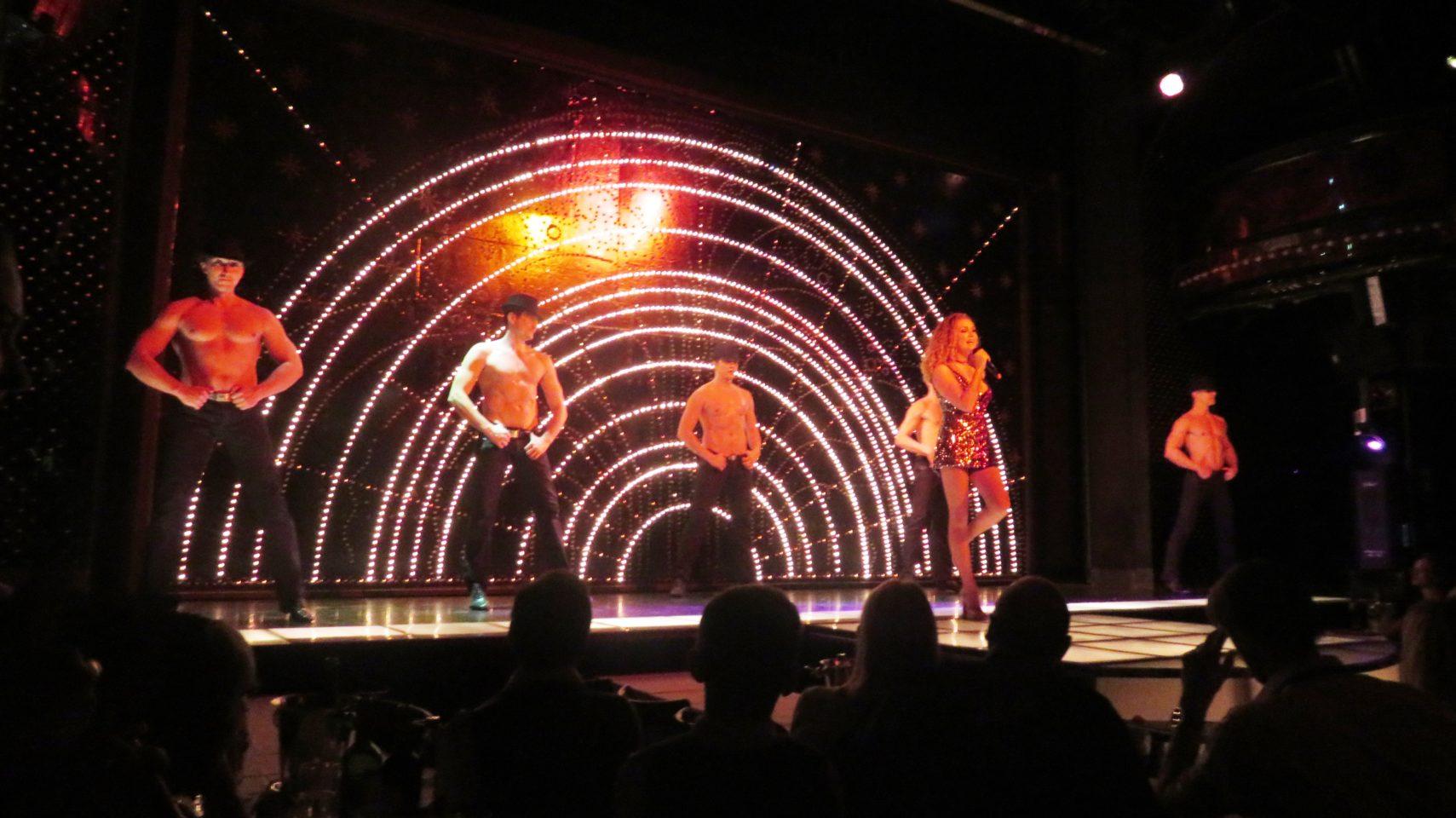 Paradis Latin cabaret ~ Paris, France