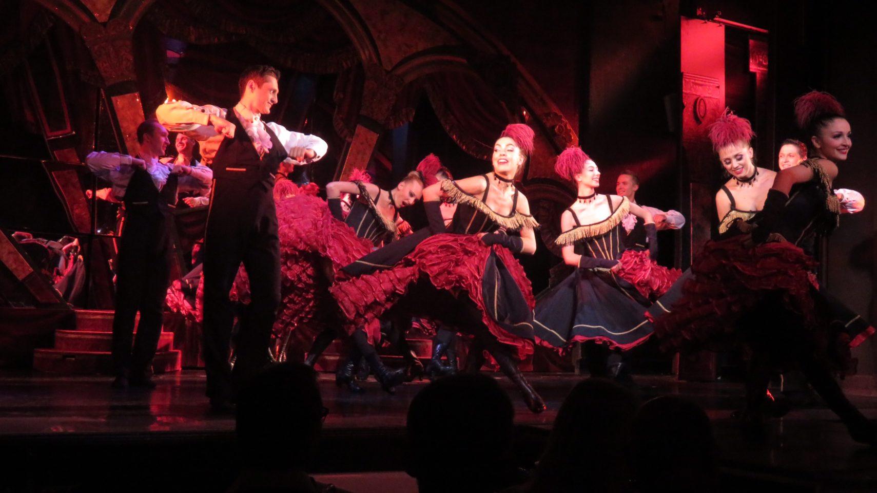 <em><strong>Paradis Latin cabaret</strong> </em>~ Paris, France