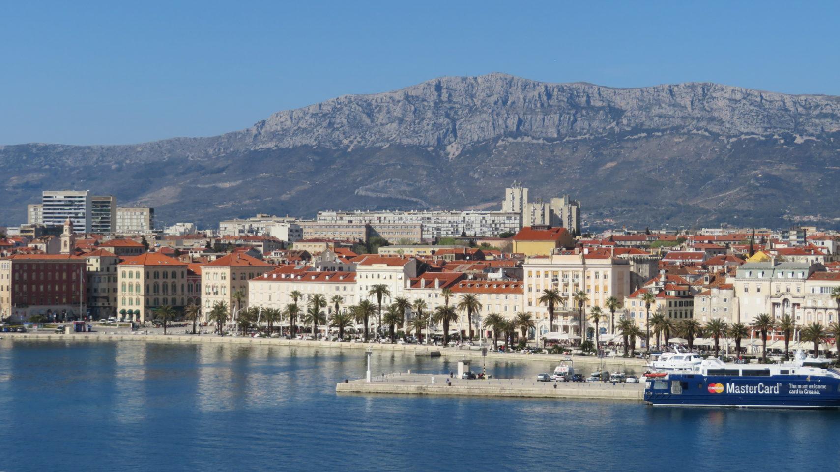 VIKING OCEAN CRUISES ~ Split, Croatia