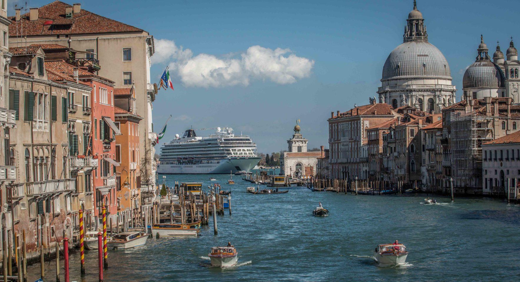 VIKING OCEAN CRUISES ~ Venice, Italy