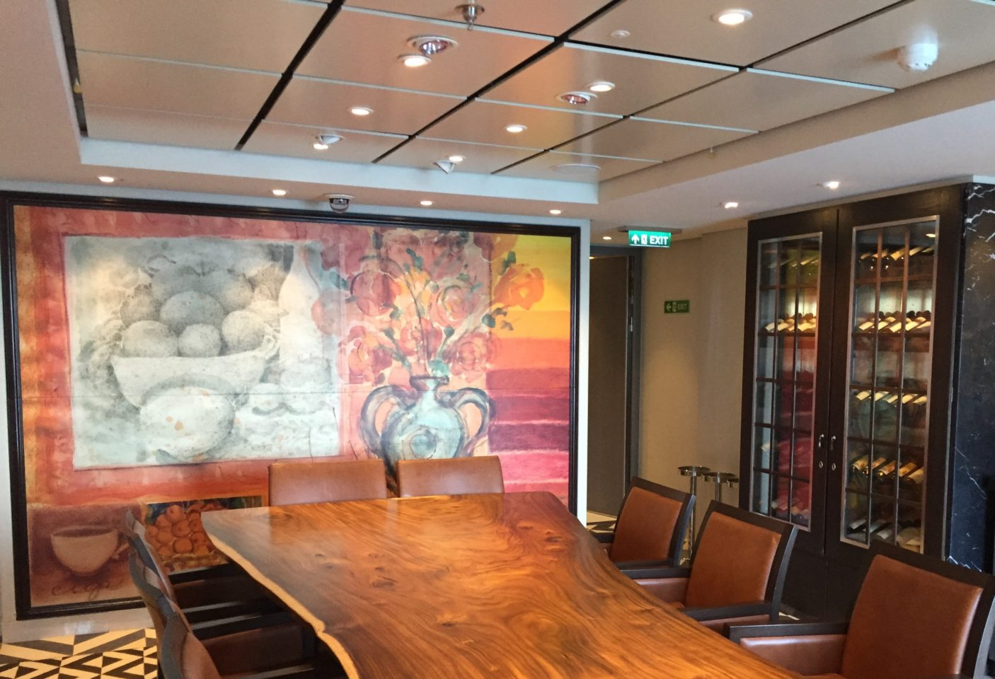 <em><strong>Viking Ocean Cruise Ships ~</strong> </em> Fabulous art at every turn on the <em><strong>Viking Star</strong></em>