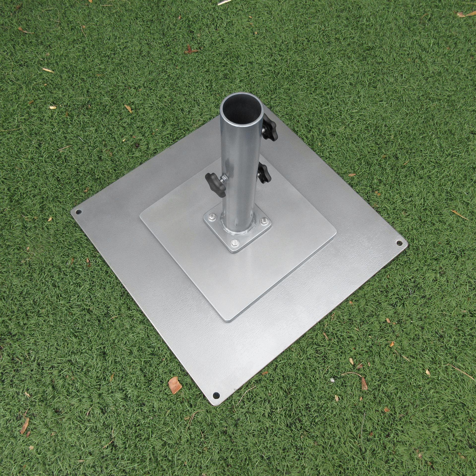 150 lbs Low Profile Umbrella Base B24