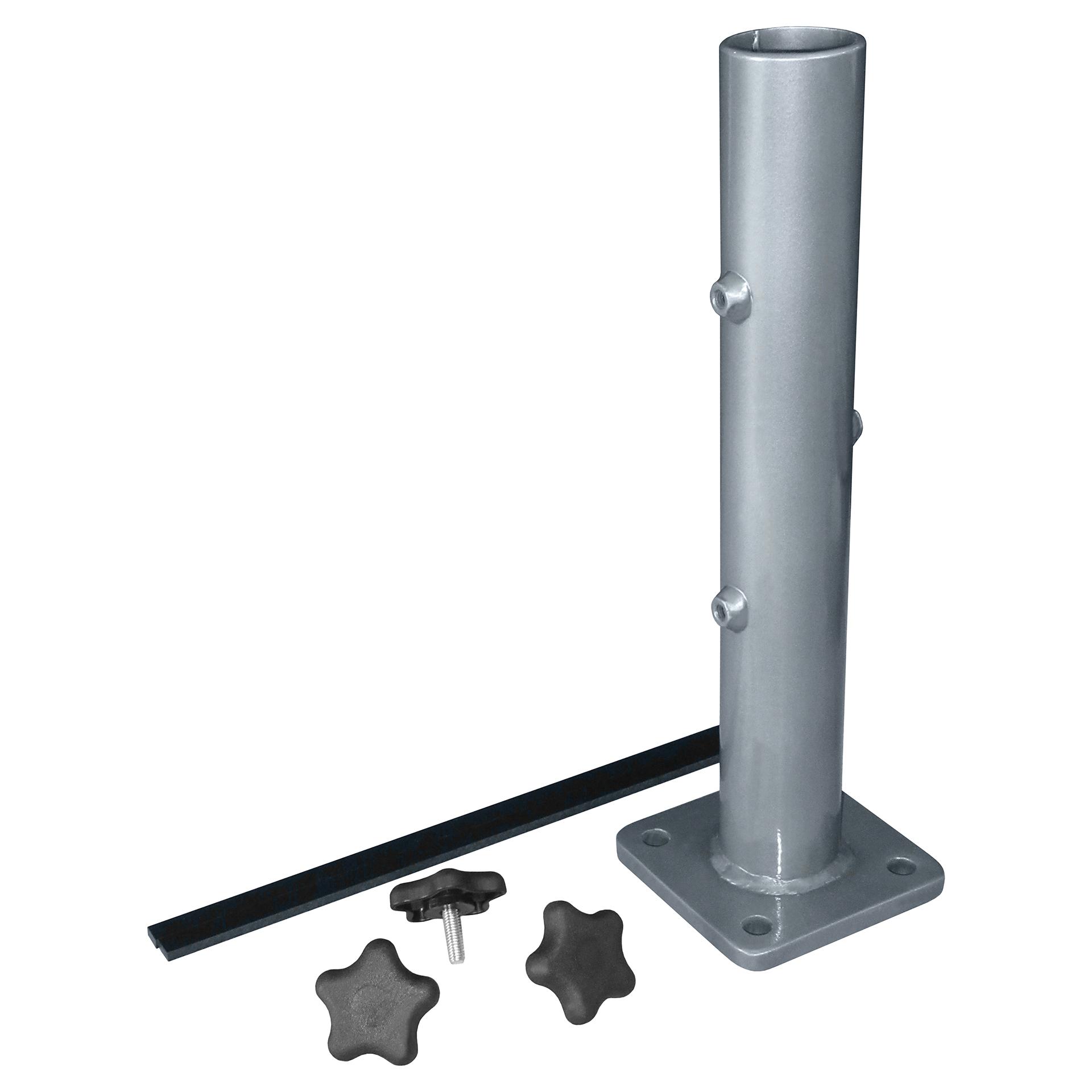 Small Deck / Concrete Umbrella Anchor Mount B5