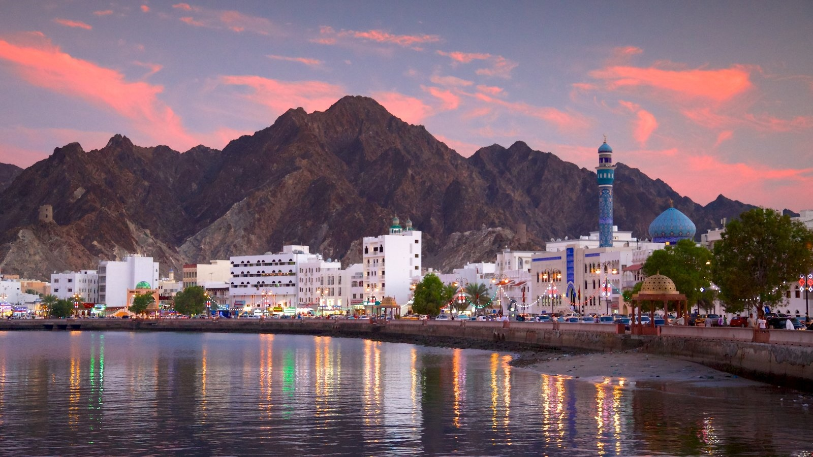 Muscat-Sultanate-of-Oman