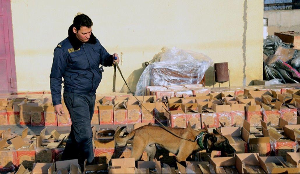 ՊԵԿ. հայտնաբերվել է հերոինի առանձնապես խոշոր խմբաքանակ` 33 արկղ
