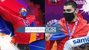#SportLifeVLOG. #Moscow2021-ը՝ Սամվել Գասպարյանի եւ Կարեն Ավագյանի չեմպիոնությամբ