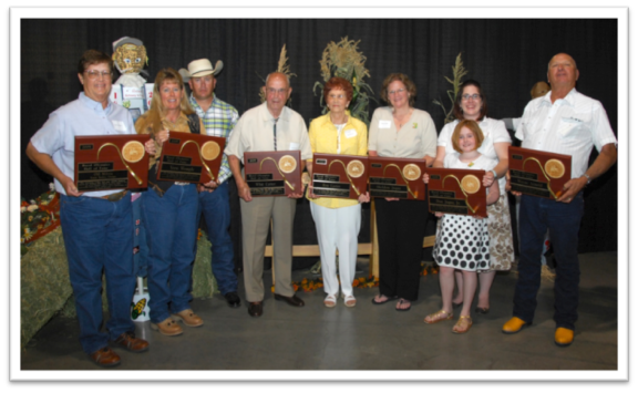 2009 Rural Olympics Hall of Fame