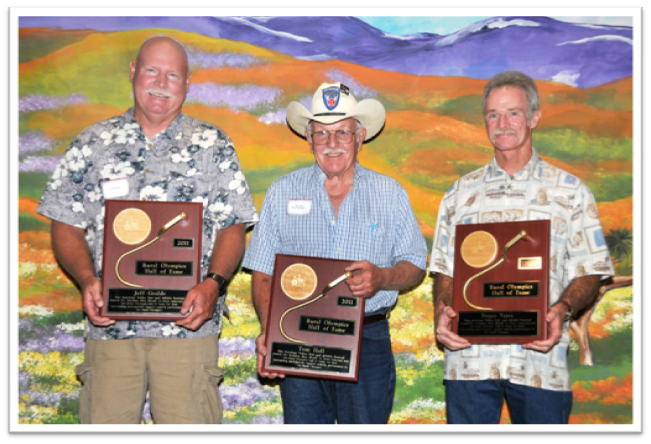 2011 Rural Olympics Hall of Fame