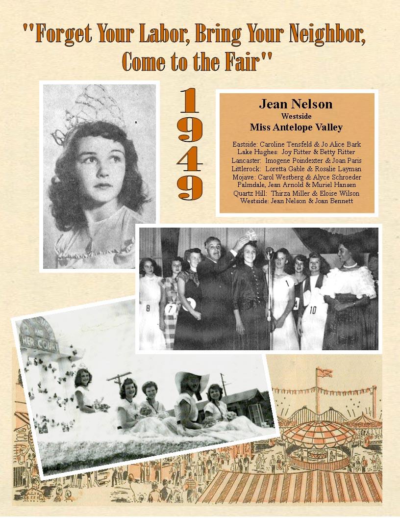 1949 Community Queens
