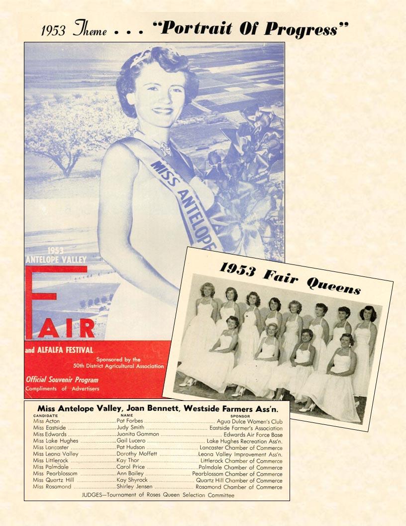 1953 Community Queens