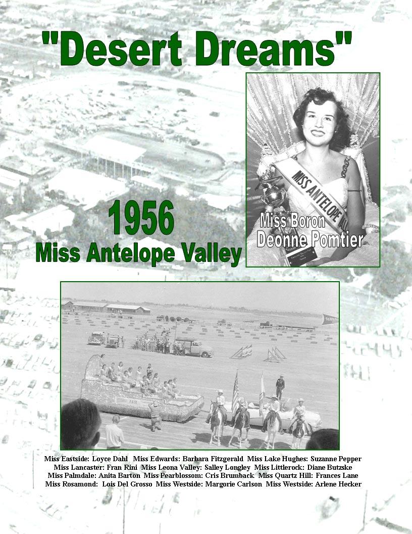 1956 Community Queens