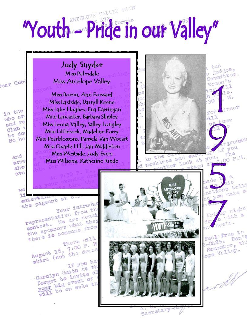 1957 Community Queens