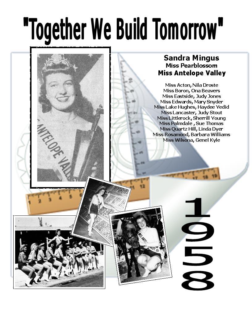 1958 Community Queens