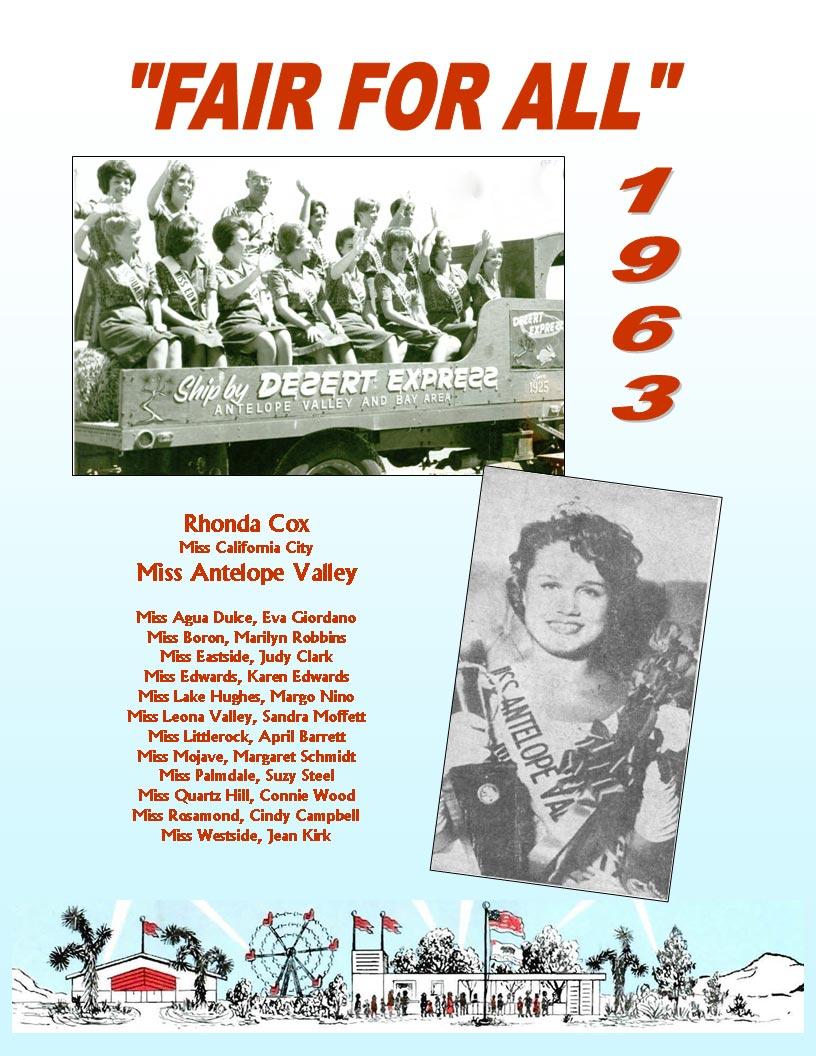1963 Community Queens