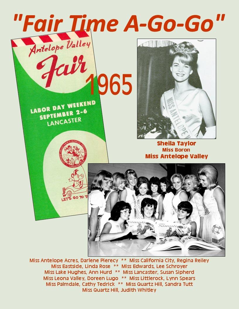1965 – 1961 Community Queens