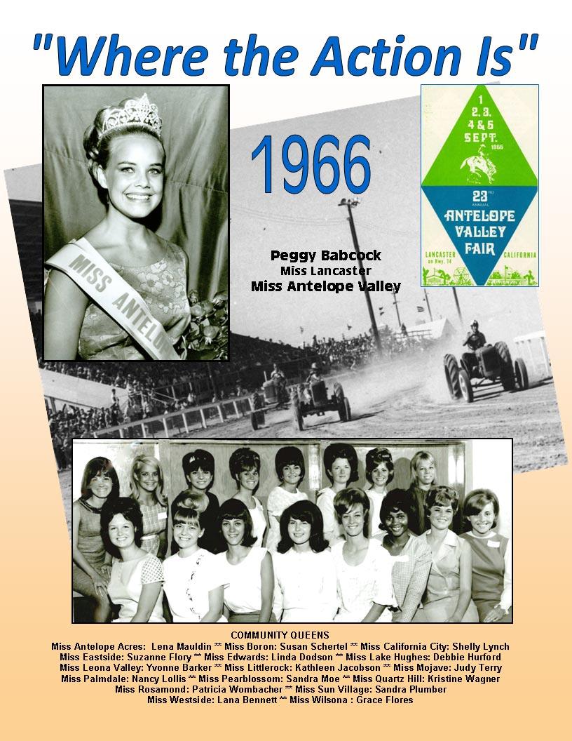 1966 Community Queens