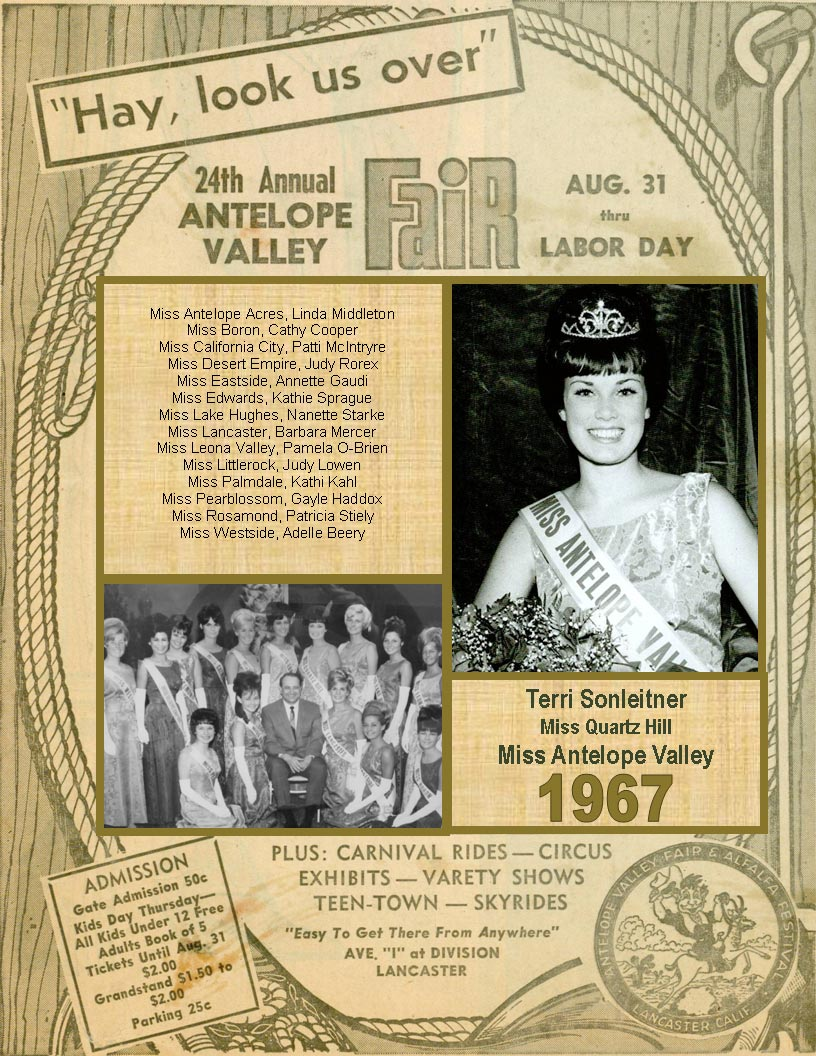 1967 Community Queens